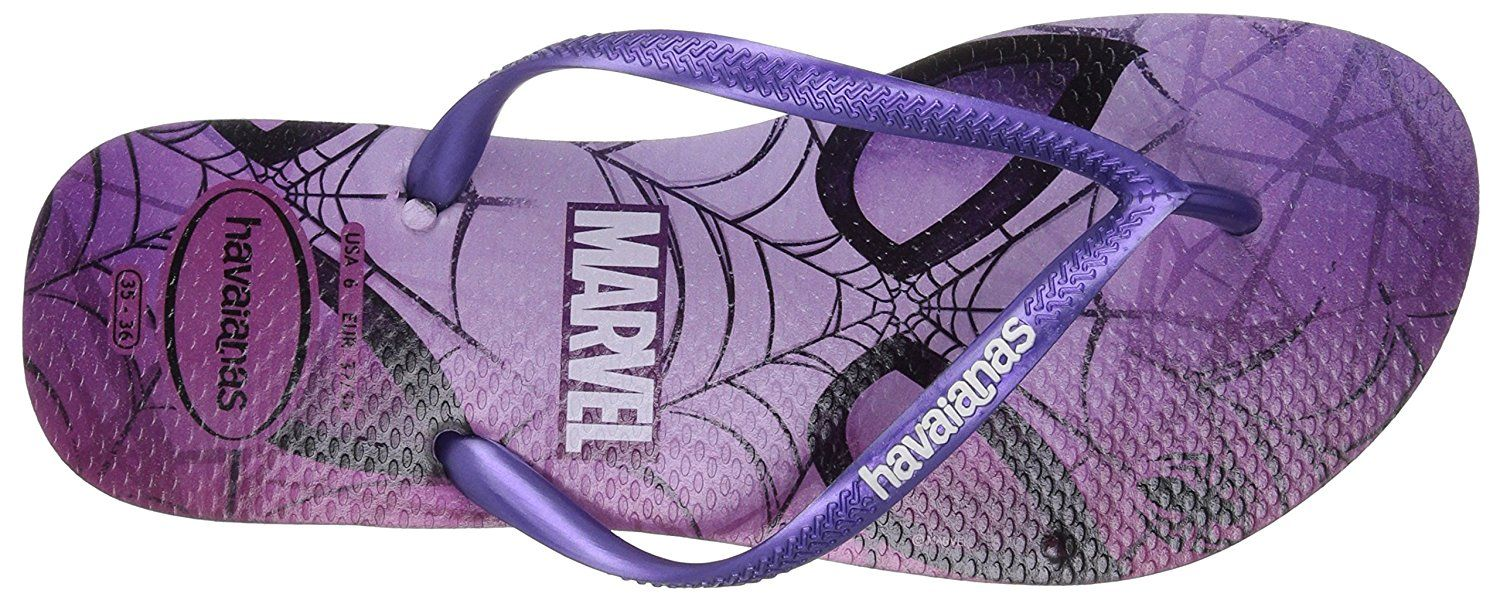 96526ddc1c44 Havaianas Women s Slim Spiderman-Soft Lilac Flip Flop   Check out this  great product.