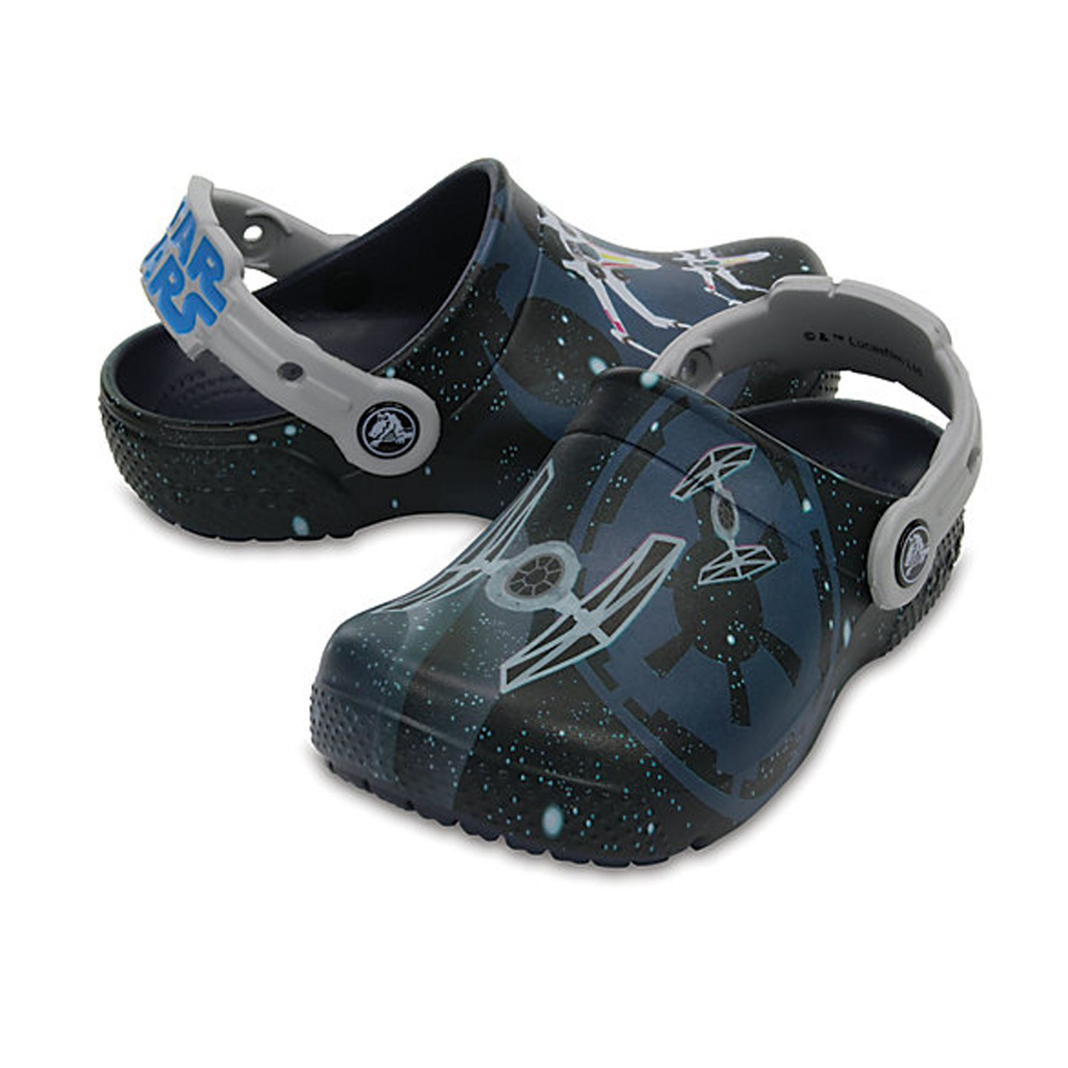 CROCS Fun Lab Star Wars Kids/Toddler/Infant | Navy (204115)