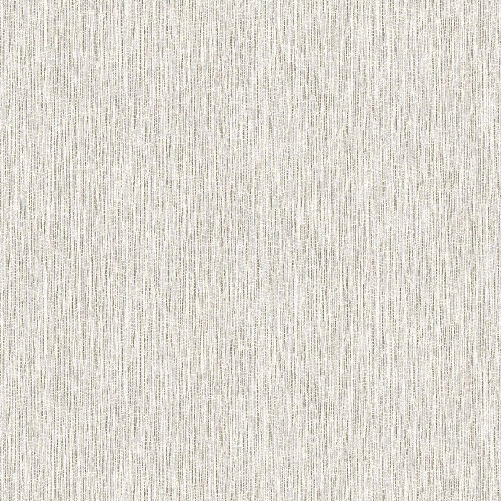 Graham & Brown Grasscloth Cream Wallpaper Sample 10144794