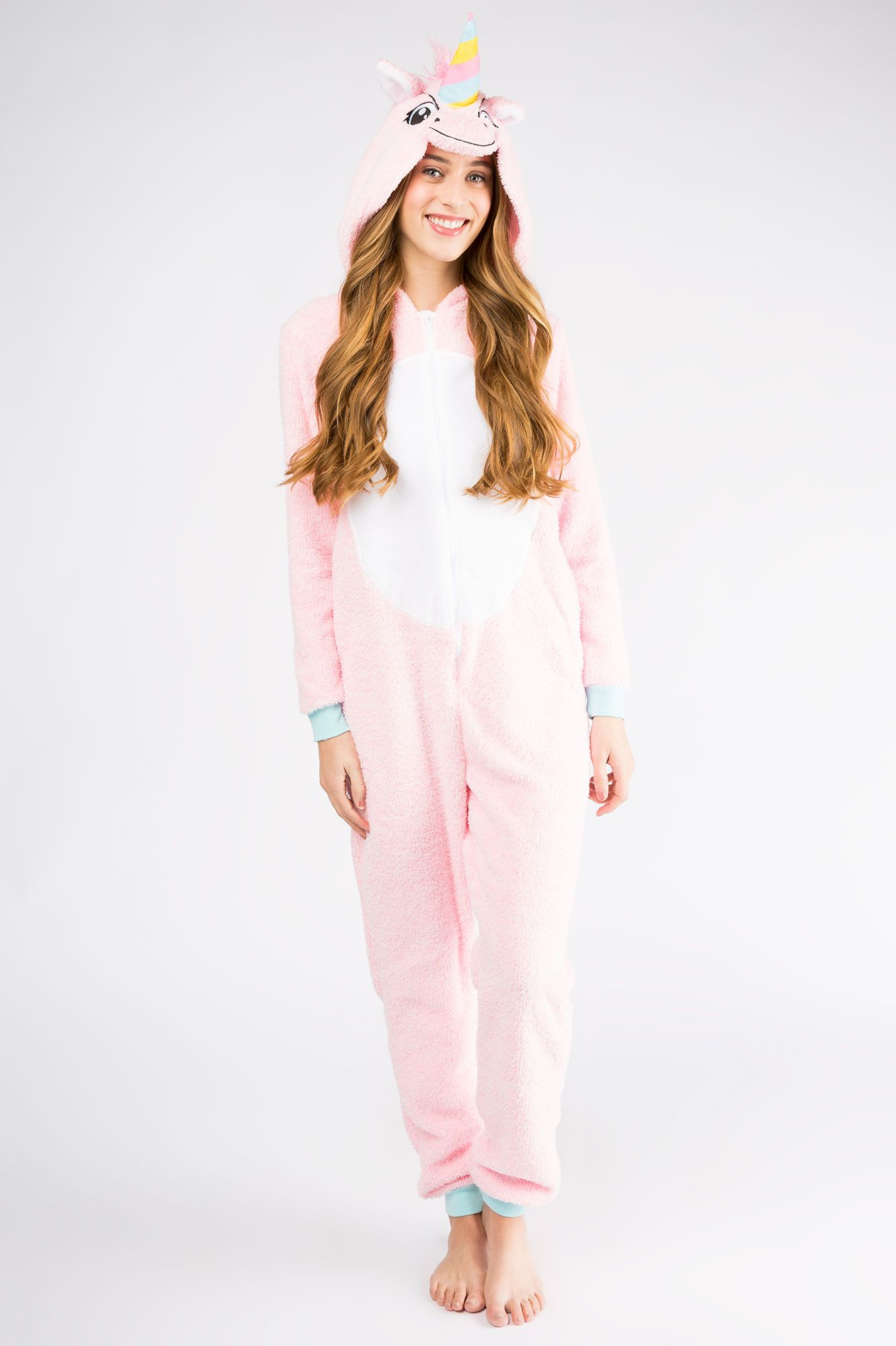 Plush Unicorn Onesie