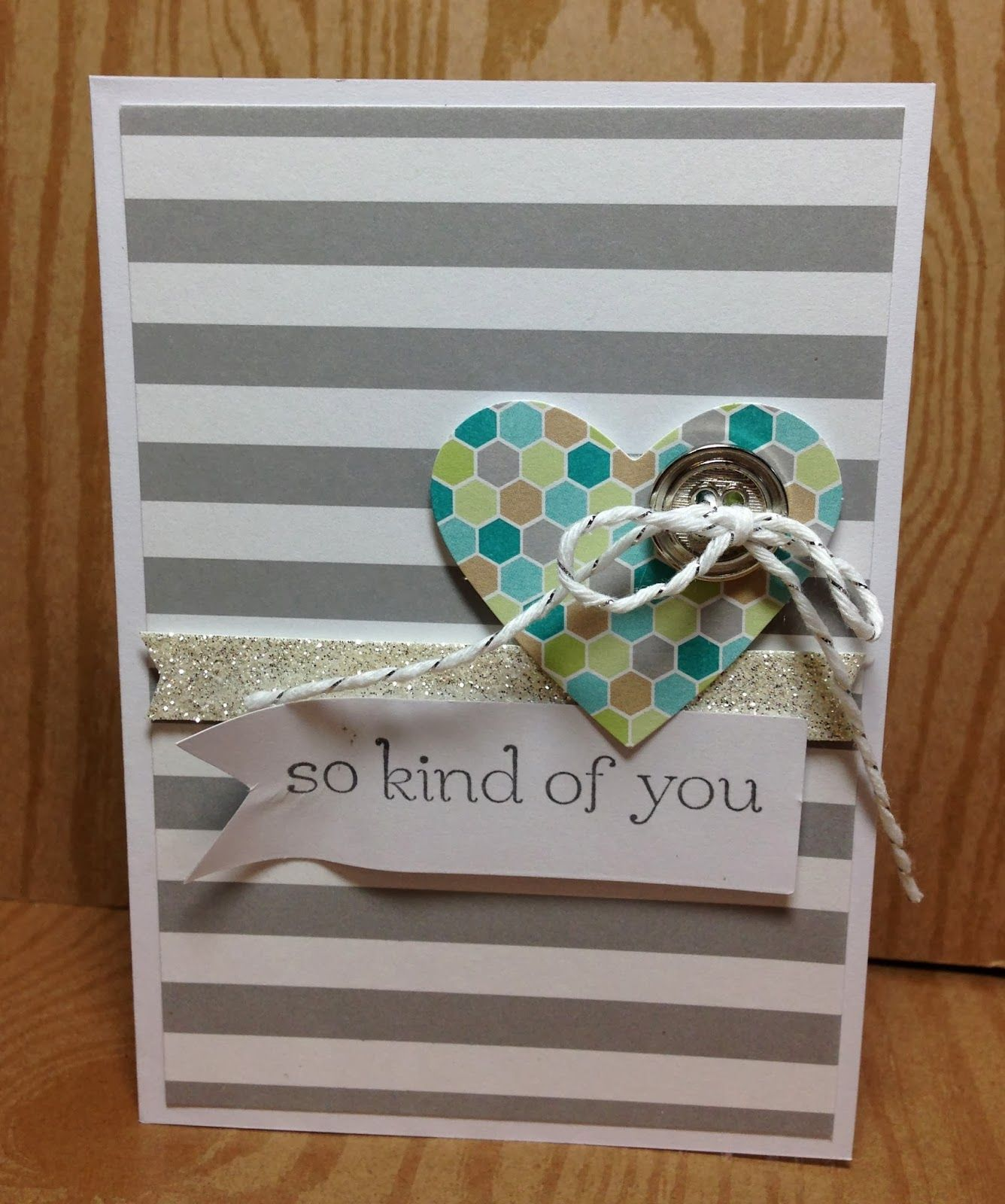 7 More $1 Cards! -  HAPPENINGS SIMPLY CREATED CARD KIT