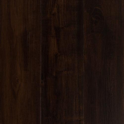 Nucore Dark Mahogany Hand Scraped Plank With Cork Back 65mm