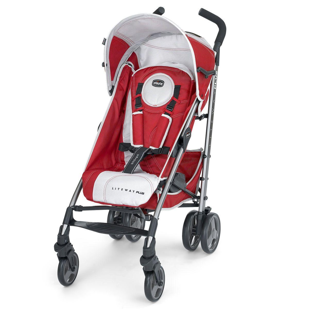 Liteway Plus 2in1 Stroller Snapdragon Car seat