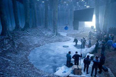 Behind The Scenes The Prisioner Of Azkaban Bilder Safari Harry Potter Bilder