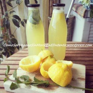 Una Rica Limonada Hidratante Opcion Con Y Sin Azucar Anadido