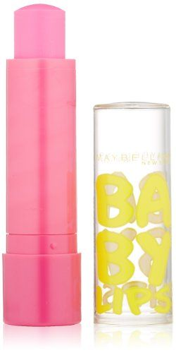 Maybelline New York Baby Lips Moisturizing Lip Balm, Pink Punch, 0.15 Ounce Reviews - http://www.knockoffrate.com/beauty/maybelline-new-york-baby-lips-moisturizing-lip-balm-pink-punch-0-15-ounce-reviews/