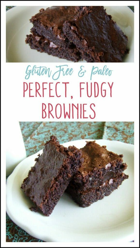 Super Fudgy Paleo And Keto Brownies Recipe Cassidy S Desserts