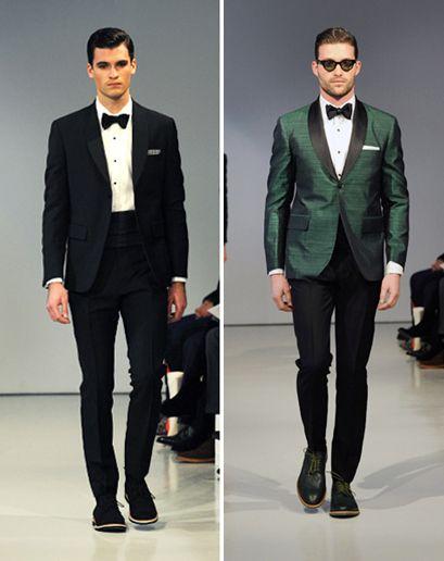 GQ Editors' Picks from New York Fashion Week 2013: Fashion Shows: GQ