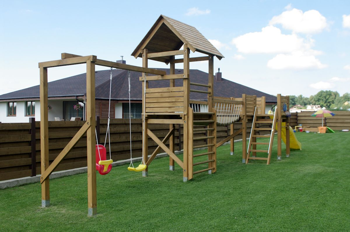 kids playground plans backyard playsets and more pinterest