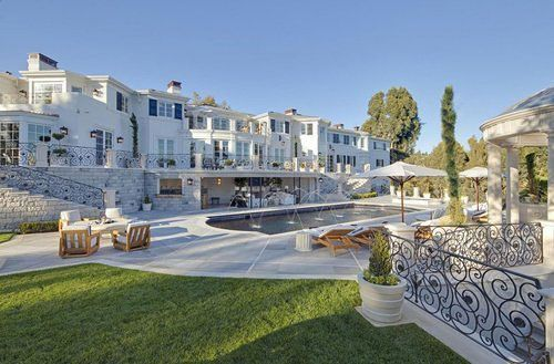 Most Expensive House In La >> Mapping The 10 Most Expensive House Sales In Los Angeles So