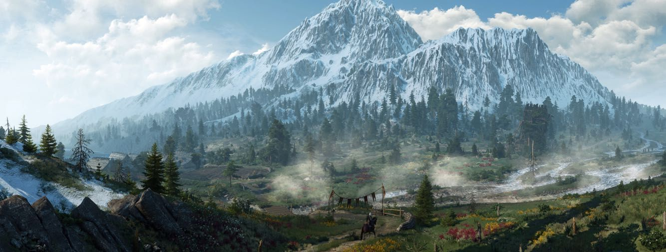 Skellige embraces you my screenshot TheWitcher3 PS4
