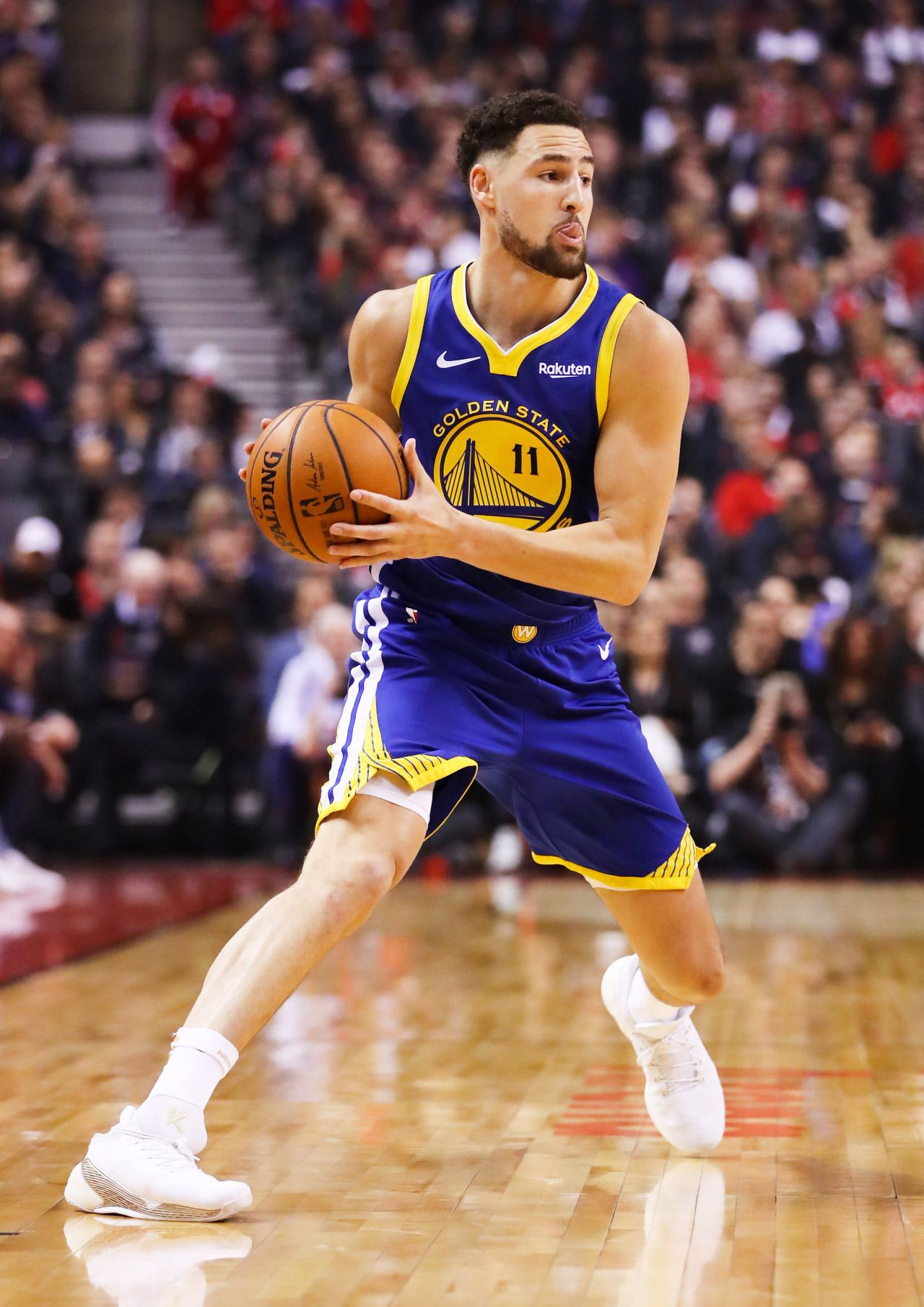 Klay Thompson 11 In 2020 Klay Thompson Klay Thompson Wallpaper Nba Pictures