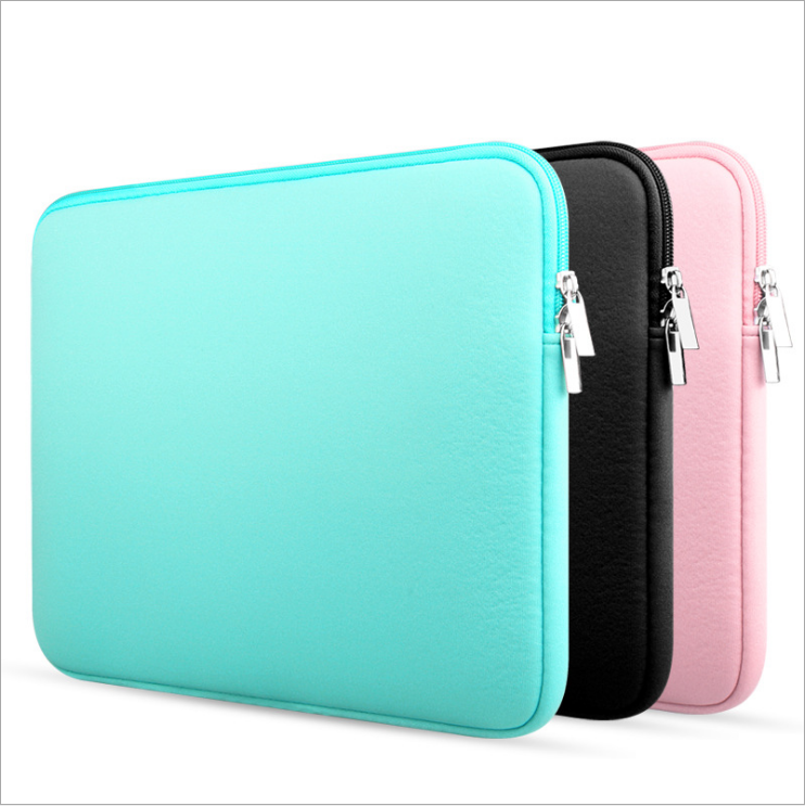 "Laptop Notebook Sleeve Case Bag Cover For MacBook Air//Pro 12 13.3 15.4/"" 15.6/"" PC"