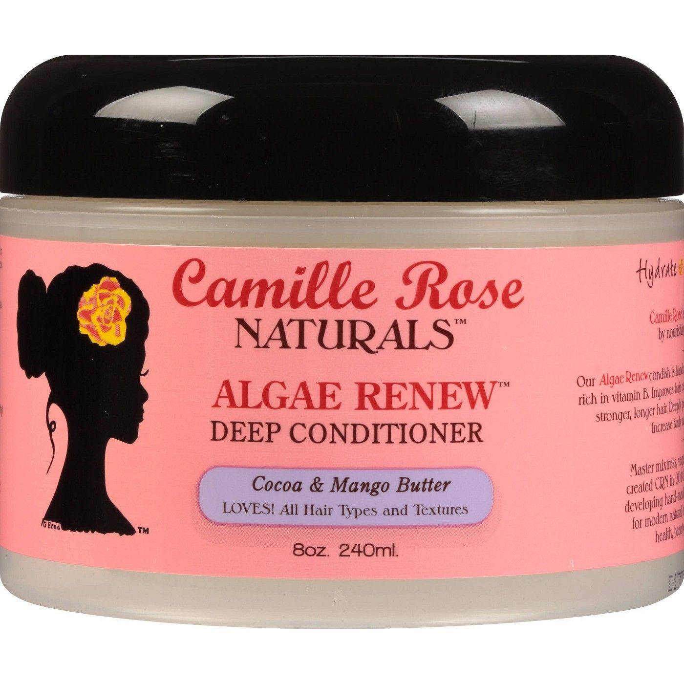 Camille Rose Algae Renew Deep Conditioning Mask 8oz in