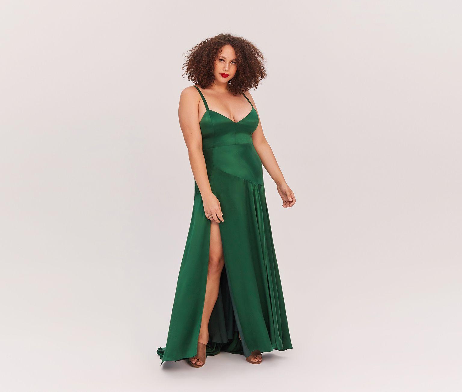 Dress 13 dresses elegant maxi dress green gown