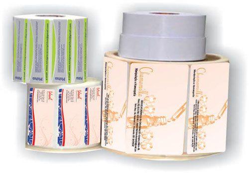 BOPP FOSCO • Possuem as mesmas características dos rótulos brilhantes BOPP Brilhante. Possuem tratamento Corona e por isso apresentam qualidade de impressão flexográfica e são impressos a base de água atendendo as exigências das diversas aplicações. Podem serem impressas por termo-transferencia com Ribbon e são recomendadas para rótulos que serão expostos ao calor e a umidade, pois possuem maior resistência. #etiquetasinformativas #etiquetas #bopp #papel #farmacias #medicamentos #rotulos…