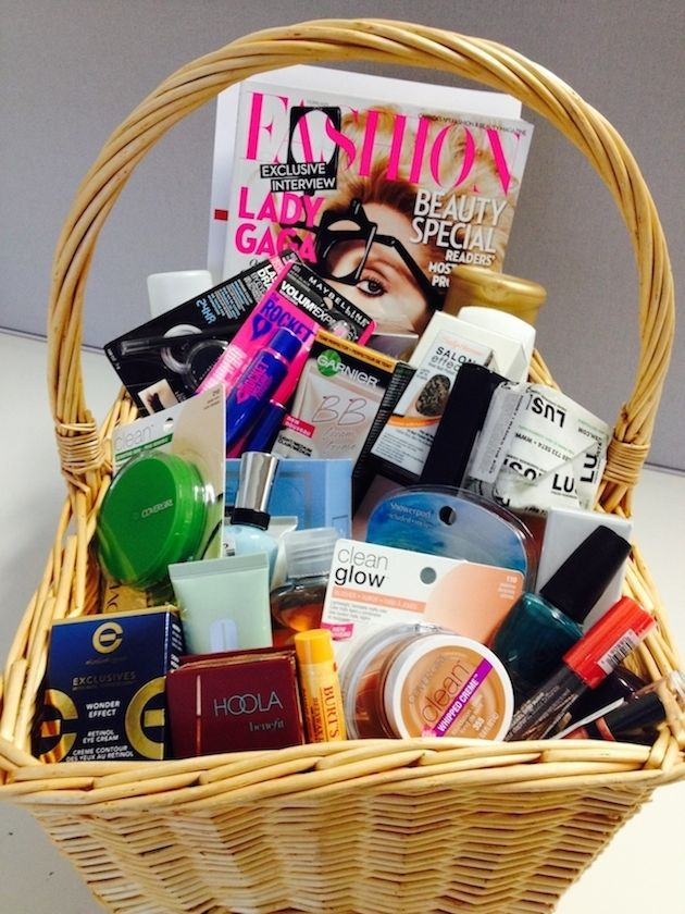 WIN a FASHION Magazine big beauty basket valued at over