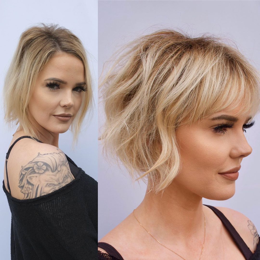 50 Brilliant Haircuts For Fine Hair Worth Trying In 2020 Hair Adviser In 2020 Haircuts For Thin Fine Hair Haircuts For Fine Hair Short Thin Hair