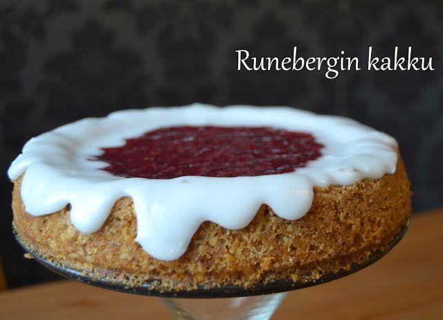 Yhden maistuvimman leivoksen juhlapäivä lähestyy! Suomen kansallisrunoilijan J.L. Runebergin päivää vietetään tänä perjantaina, viides helmi...