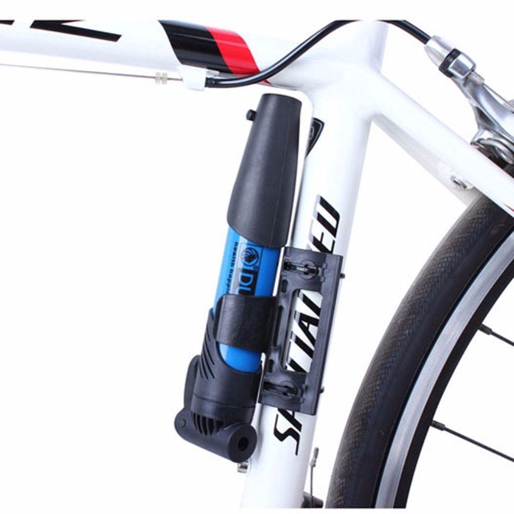 Bicycle Pump Mini Portable Bike Pump Air Pump Cycling Inflator  Valves Outdoor