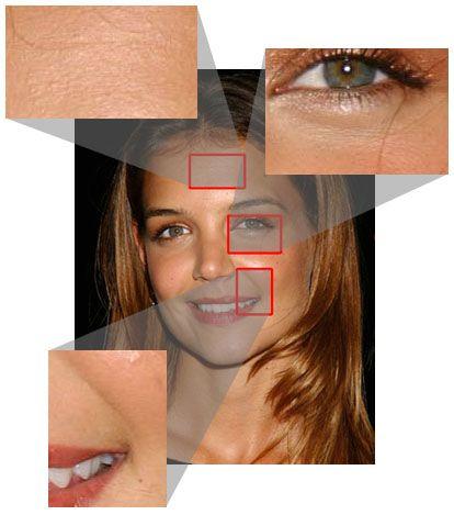 Photoshop Tutorials - Age Progression