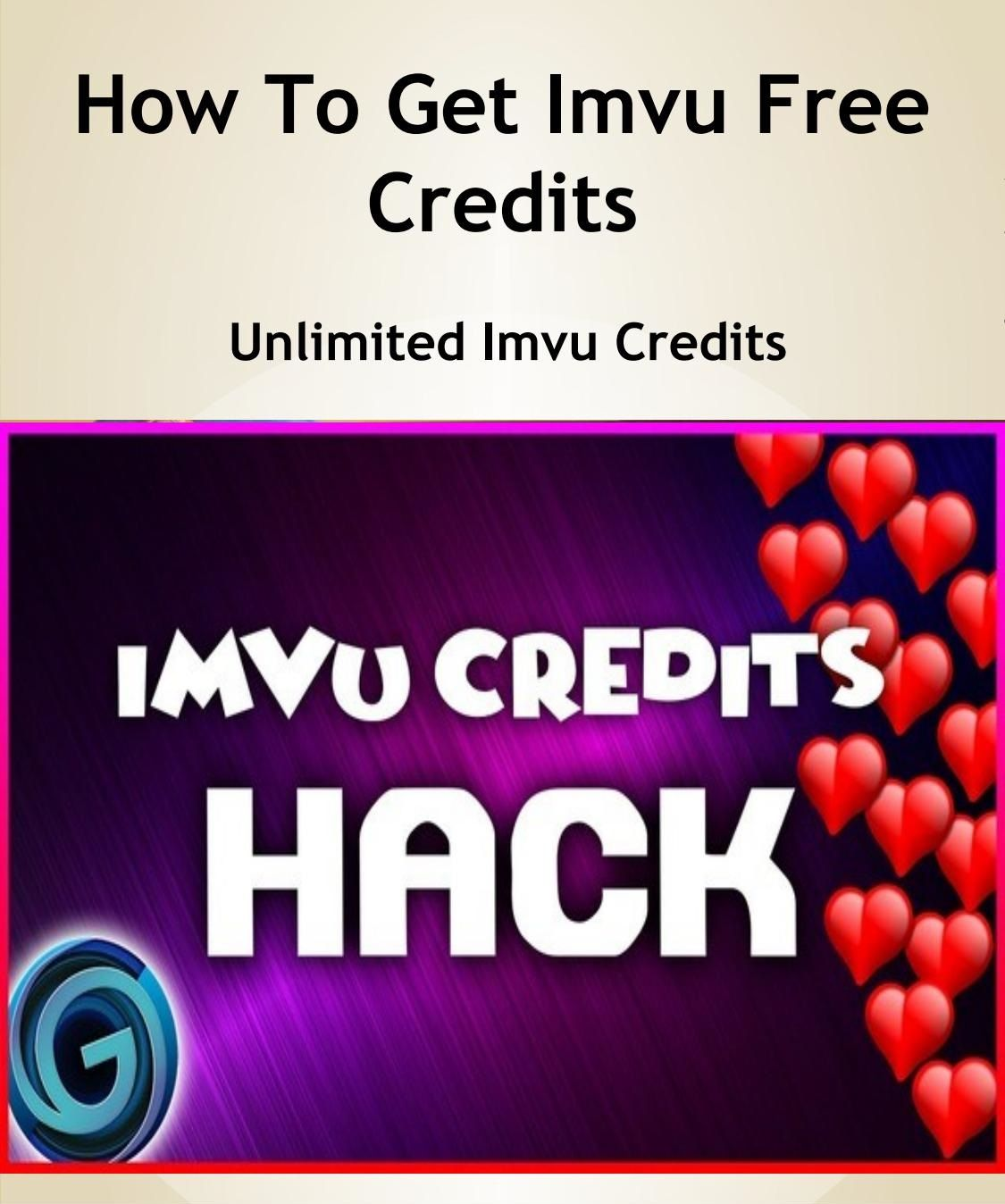 Juegos Endorphina Slots Robux Gratis Hack 100 Working Imvu Mod Apk Ipa Hack 2020 Unlimited Credits Android Ios In 2020 Imvu Hacks Cheating