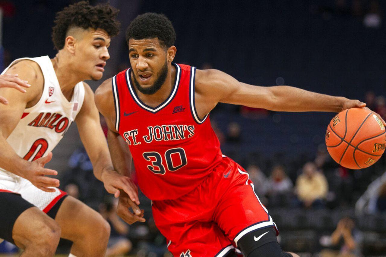 Oregon Ducks men's basketball lands St. John's transfer LJ