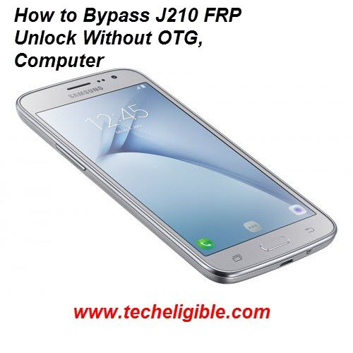 Bypass FRP Samsung Galaxy J2 Android 6, 5 By 2 Best Frp