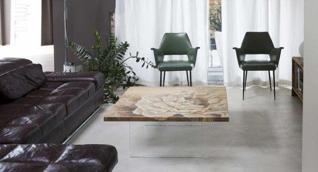 L Arte Di Dipingere Un Tavolo In Legno Modaearredamento Tavoli In Legno Idee Per Decorare La Casa Dipingere Un Tavolo