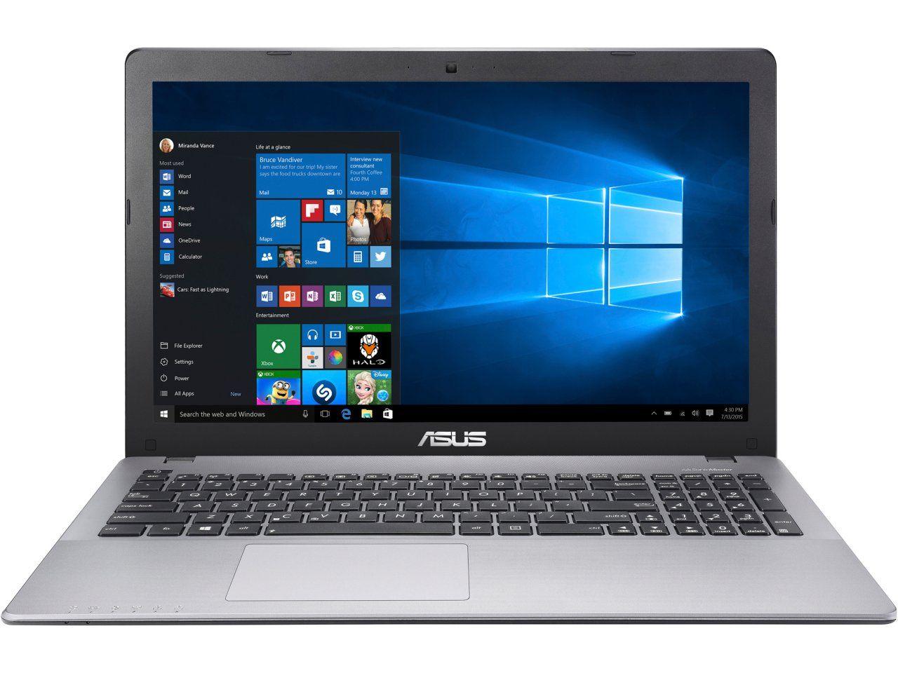 ASUS Laptop X550ZAWH11(WX) AMD A10Series A107400P (2.50