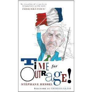 Time For Outrage, by Stéphane Hessel