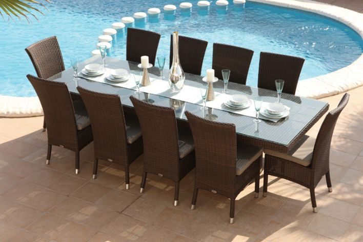 Elite Outdoor Dining Design Ideas
