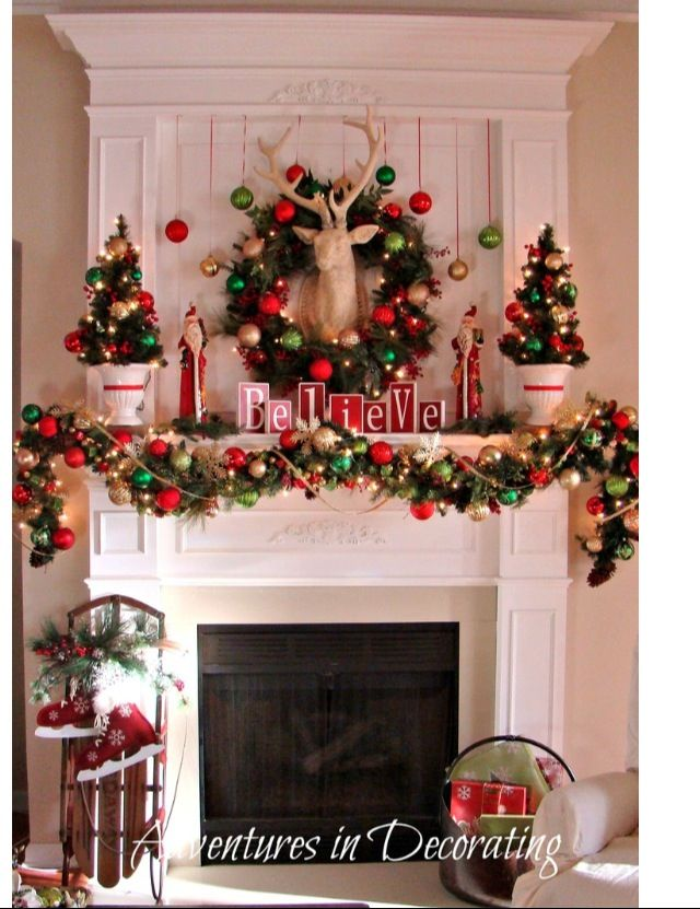 luv it holiday decorating ideas christmas christmas holidays rh pinterest com
