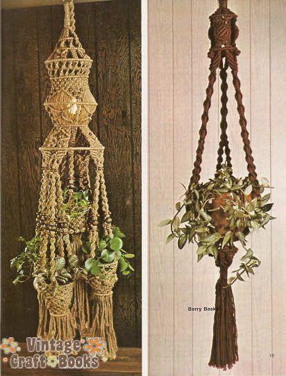 Love Macrame Macrame Plant Hangers Macrame Plant