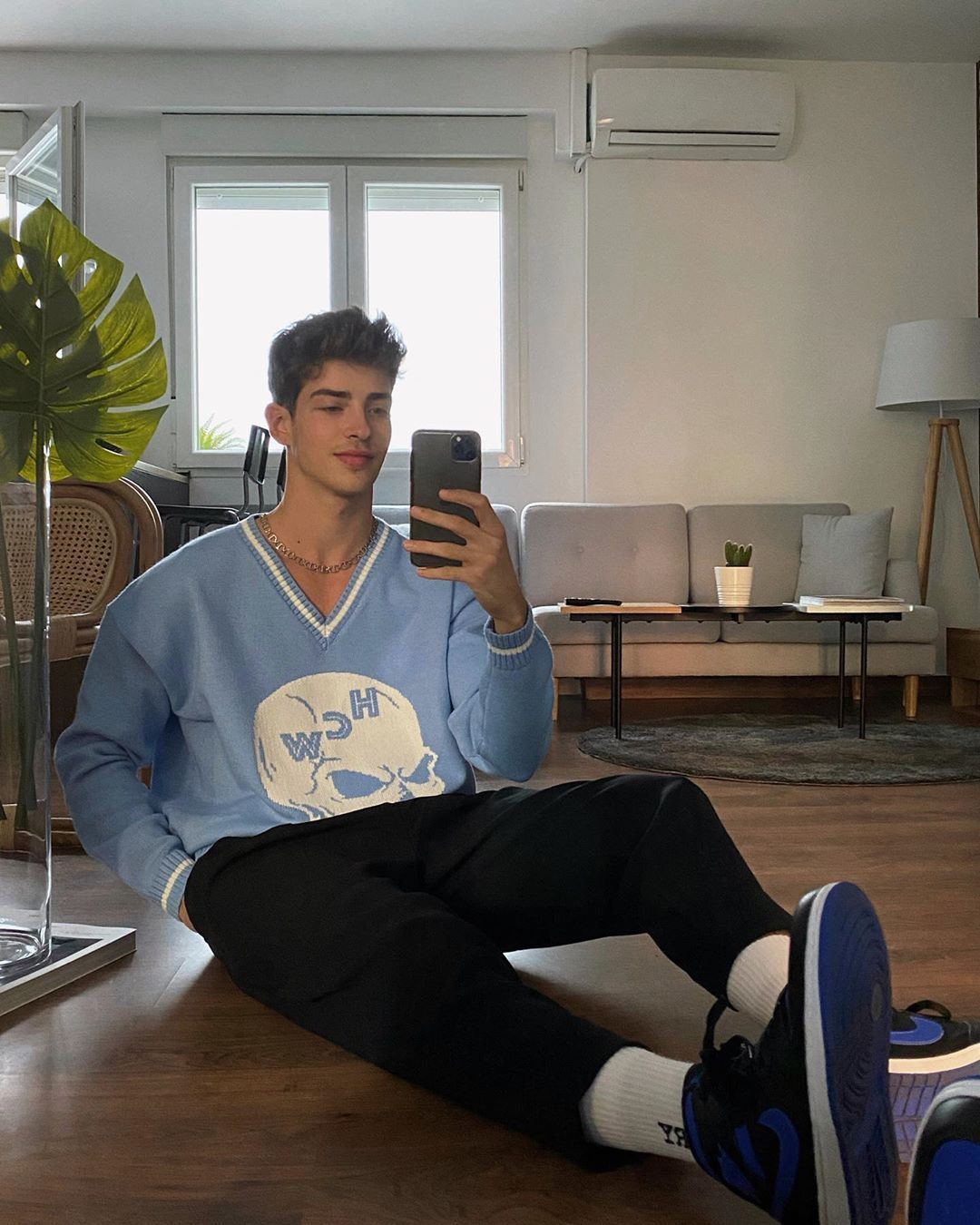AMI Alexandre Mattiussi 2018SS | Stylish mens outfits