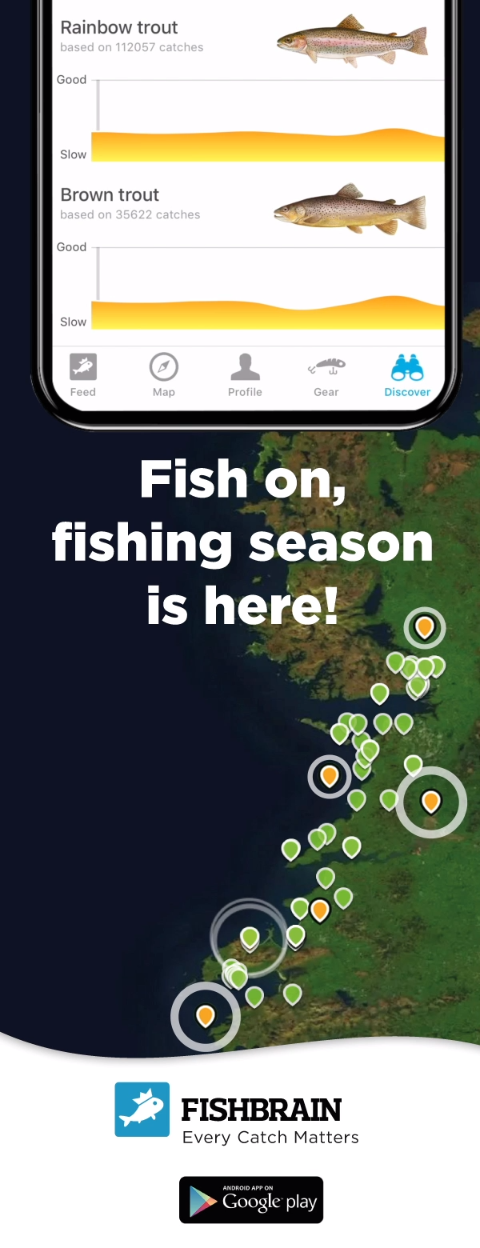 Discover fishing hot spots near you and plan your next