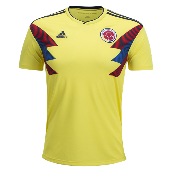 a9c3c53abb2 adidas Colombia Home Jersey 2018-s in 2019