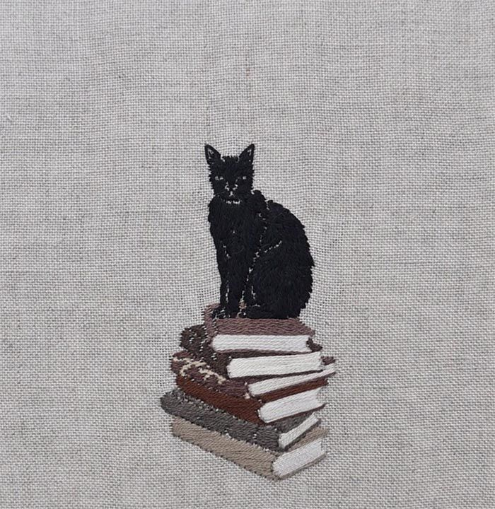 Adipocere: Josh's work leans toward the macabre (which I love) and his detailed line work is something he carries over to the tattoo parlor, where he creates artwork as well.