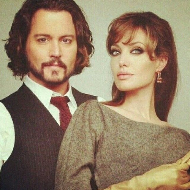 Instagram Photo By Angiejolie Forever Fan Page Iconosquare The Tourist Angelina Jolie Johnny Depp Characters Johnny Depp