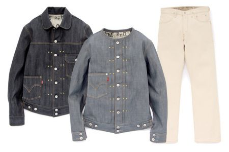 Picture of Levi's® Lefty Jean by Takahiro Kuraishi 2010 Spring/Summer Collection