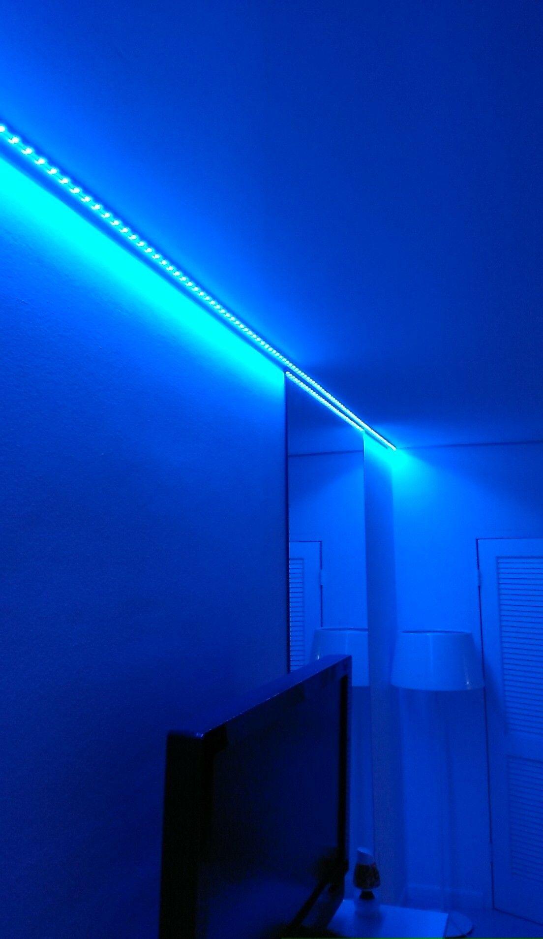 35+ Blue led light for bedroom info