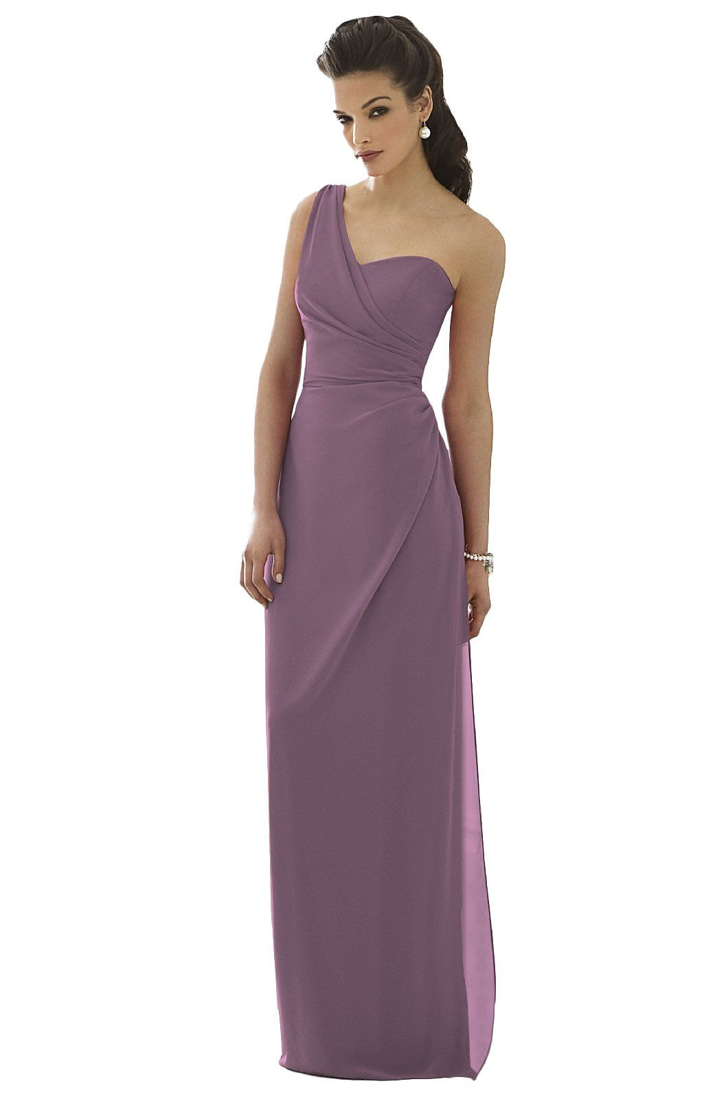 similar to levkoff dress, lots of mauve-ish colors to choose from ...