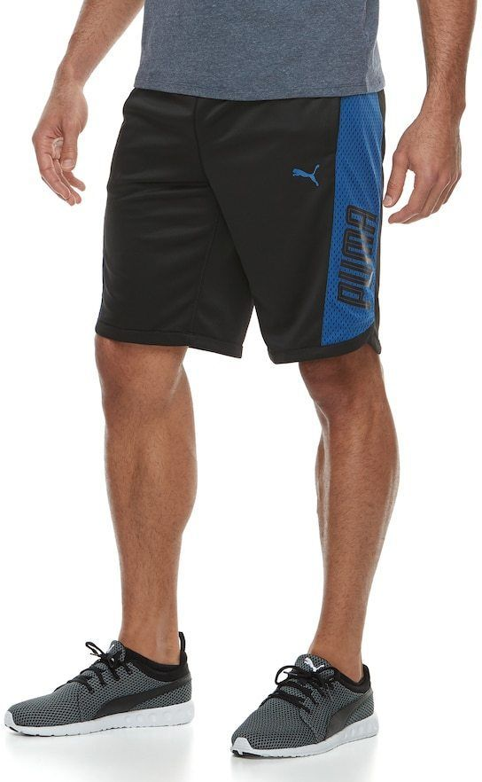 PUMA Mens in Motion Flex Training Shorts