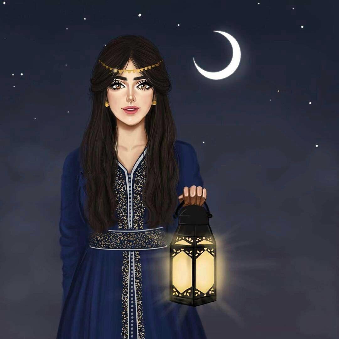 Pin By Amna On صور Sarra Art Islamic Girl Lovely Girl Image