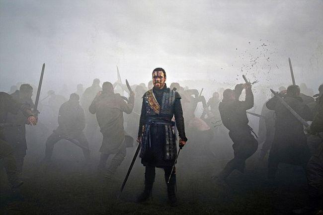 Michael Fassbender es Macbeth