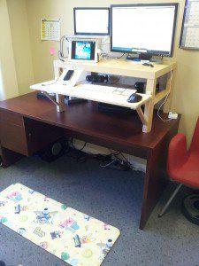 Ikea Hack Standing Desk Diy Standing Desk Desk Standing Desk