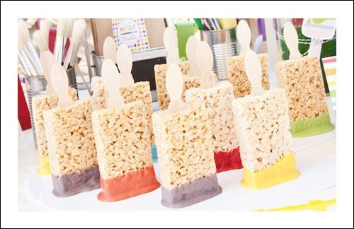 Allergy free rice brush recipe Pinned by Kidfolio, the parenting and sharing app with the built-in community!