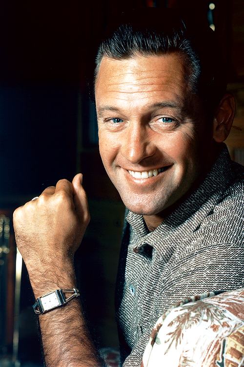 William Holden #hollywoodicons