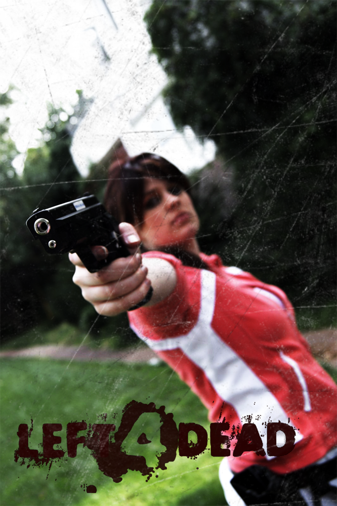 Cosplay Photo-Zoey Left 4 Dead by Straws-of-Death on