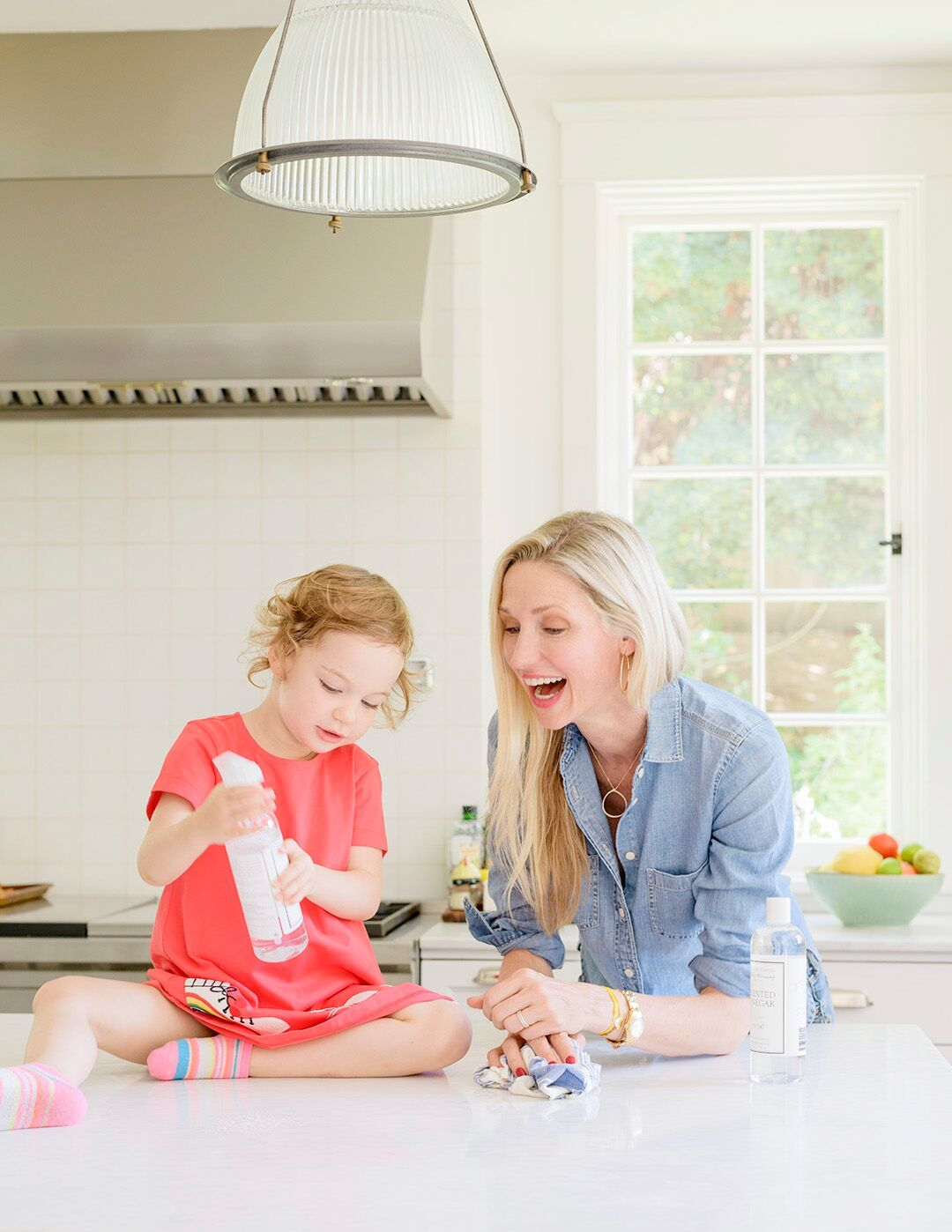 How to Get Your Kids Involved in Kitchen Clean Up ...